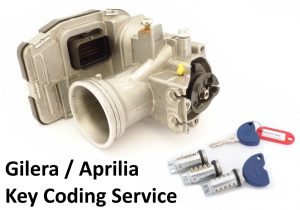 Key Coding for Gilera and Aprilia Scooter Immobilizers
